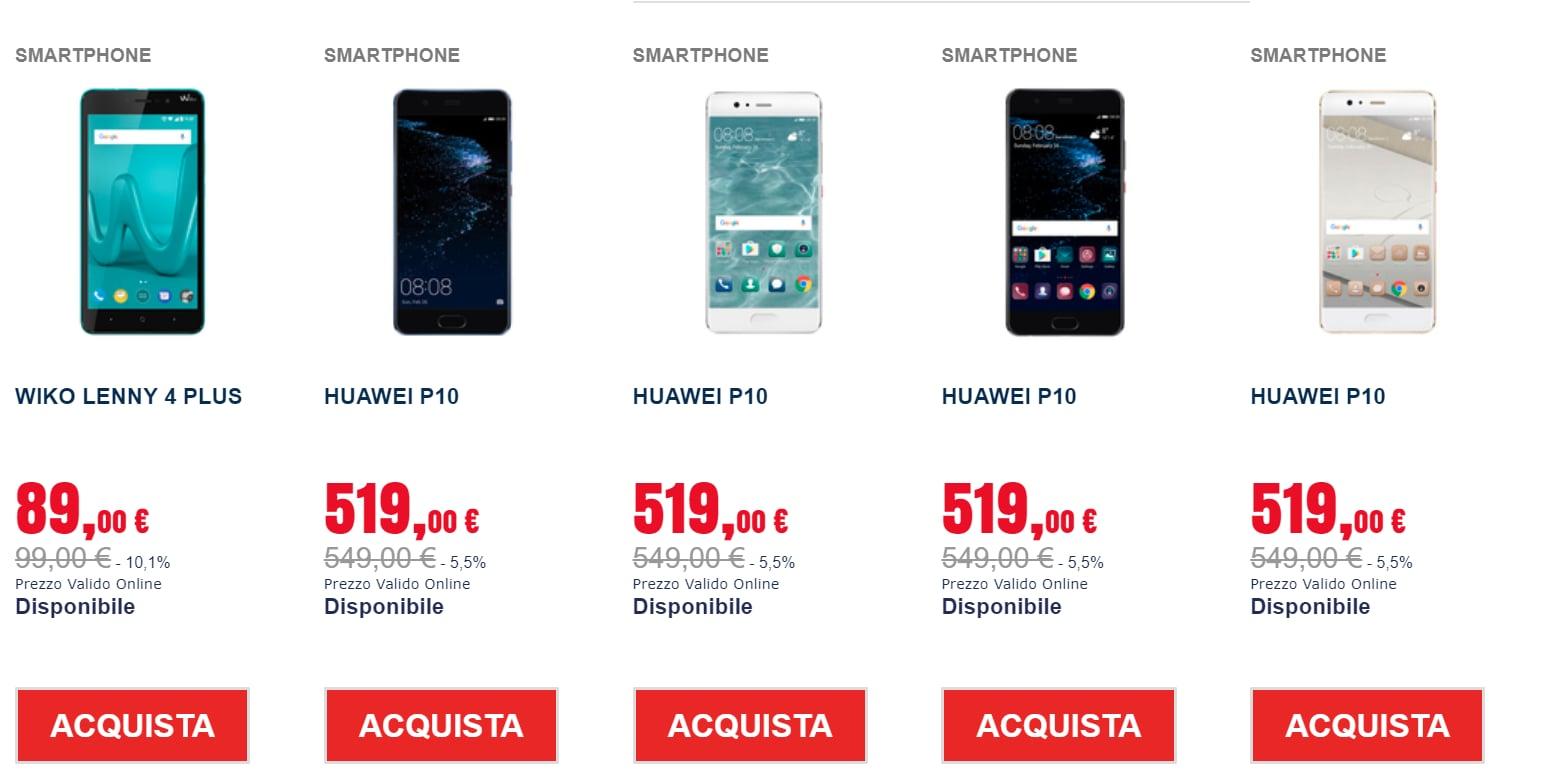 offerte trony online natale 2017_smartphone (3)