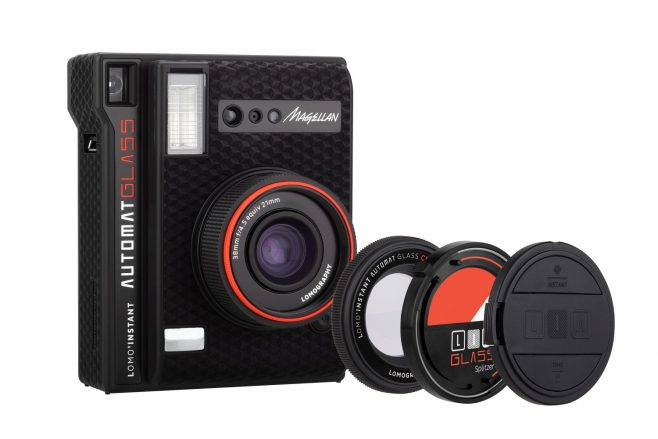 Lomography Automat Glass