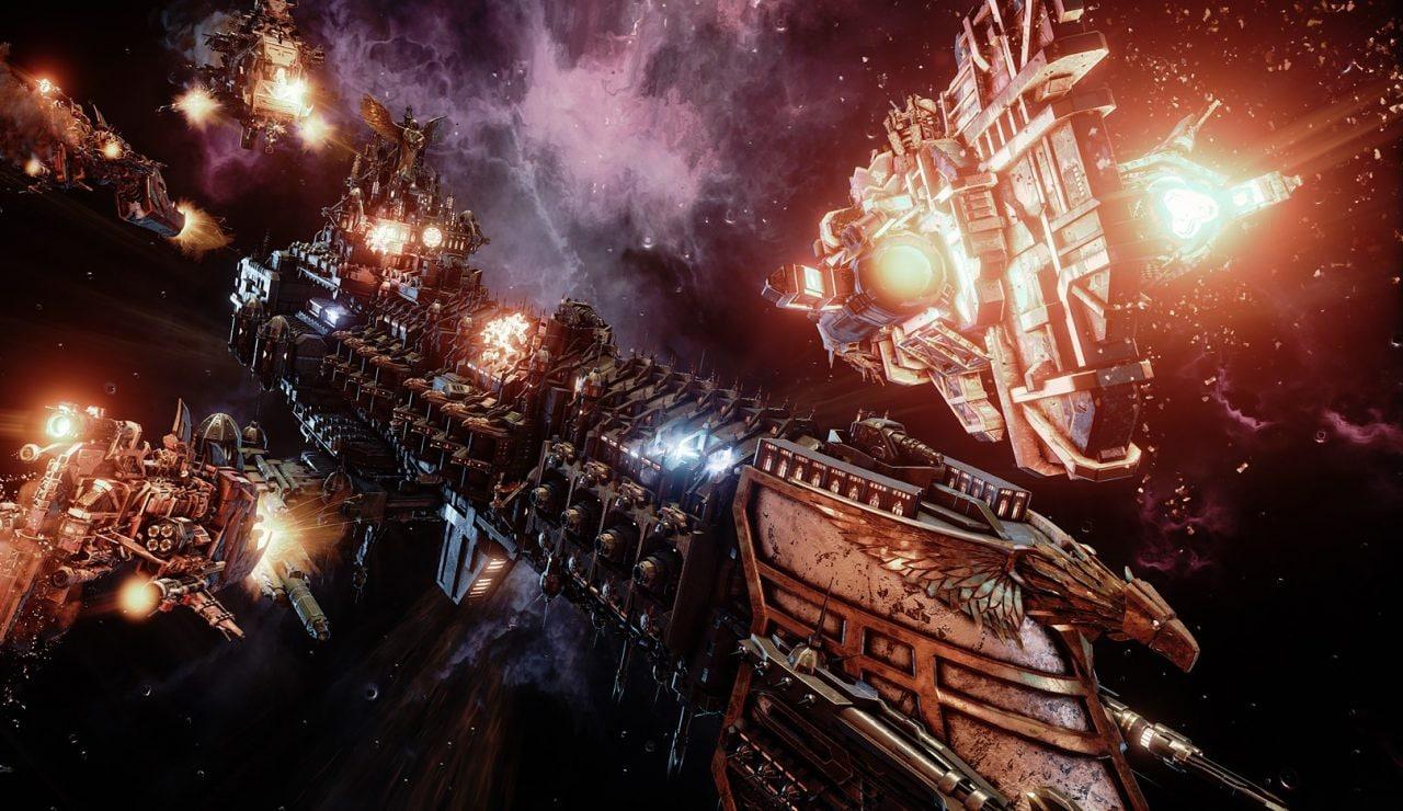 Annunciato Battlefleet Gothic: Armada 2, il seguito dello strategico spaziale nell'universo di Warhammer 40K