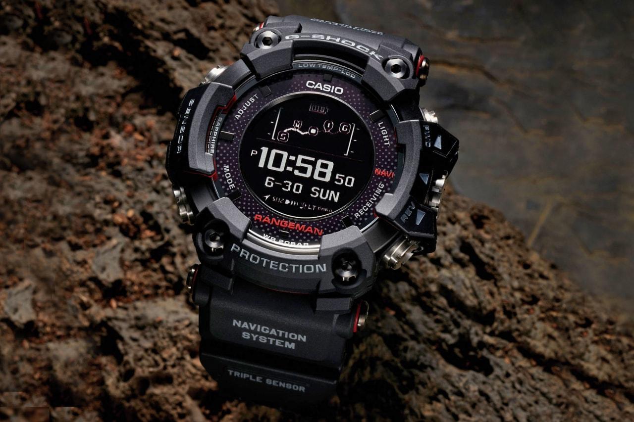 Il Casio da Bear Grylls: 33 ore di GPS, ricarica solare e operativo fino a -20°C!