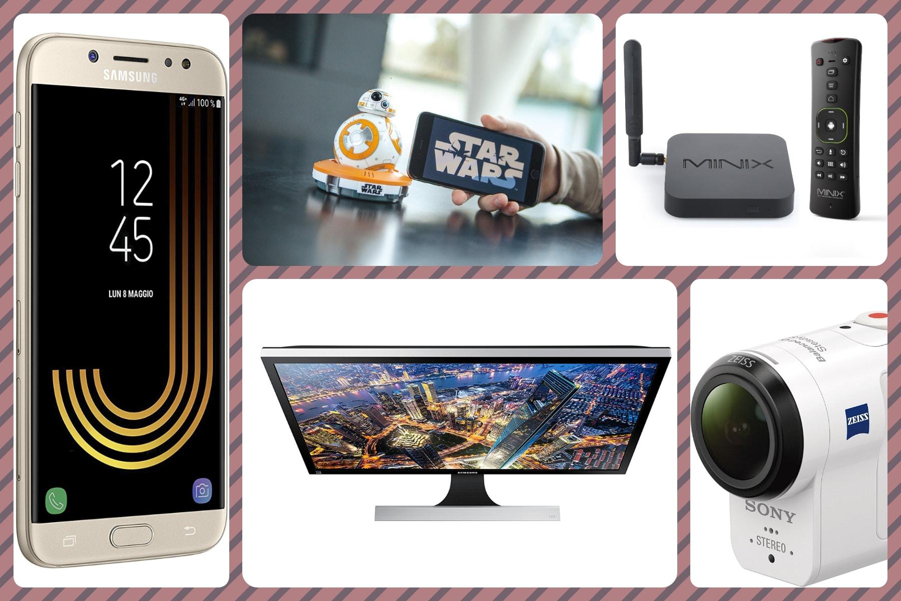Huawei Mate 10 Pro a meno di 680€, mouse gaming, cinafonini e cuffie in offerta su Amazon! - image Migliori-offerte-Amazon-15-gennaio-2018 on http://www.zxbyte.com