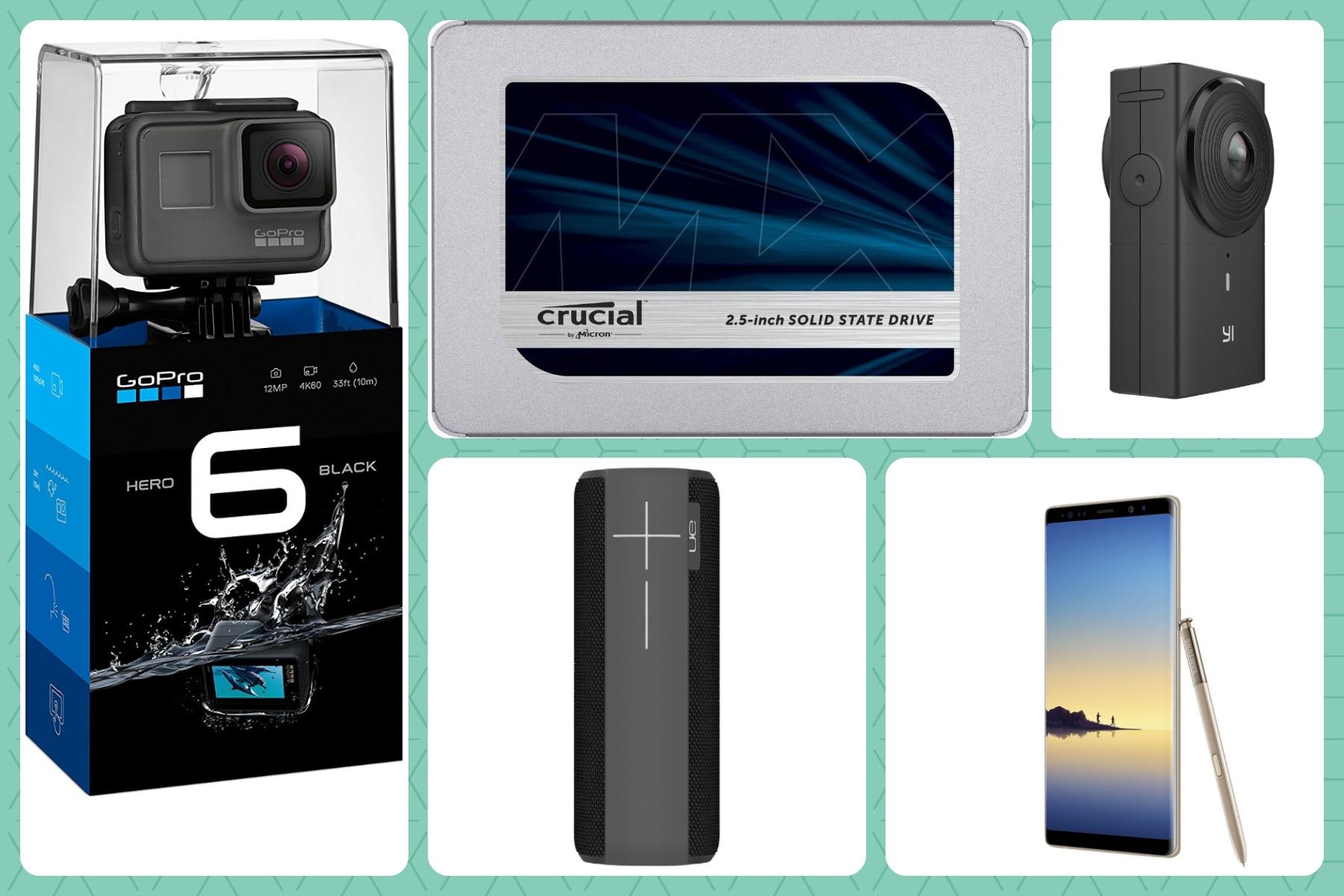 Huawei Mate 10 Pro a meno di 680€, mouse gaming, cinafonini e cuffie in offerta su Amazon! - image Migliori-offerte-Amazon-17-gennaio-2018 on http://www.zxbyte.com