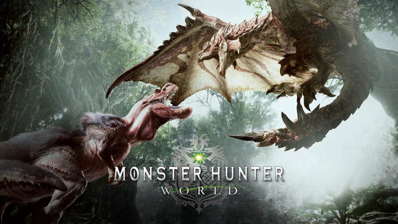 Monster Hunter: World arriva finalmente anche su PC: dal 9 agosto disponibile su Steam (video)