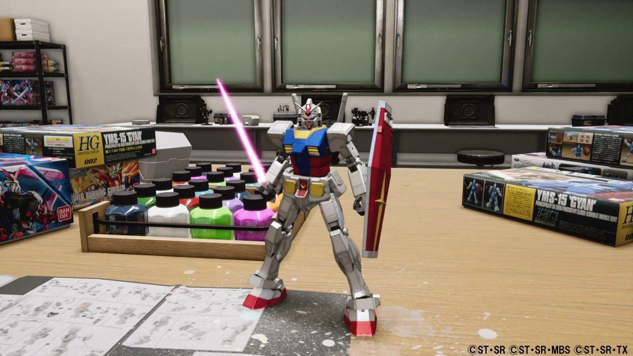 NEW GUNDAM BREAKER sembra un paradiso per i nerd dei robottoni (aggiornato: disponibile!)