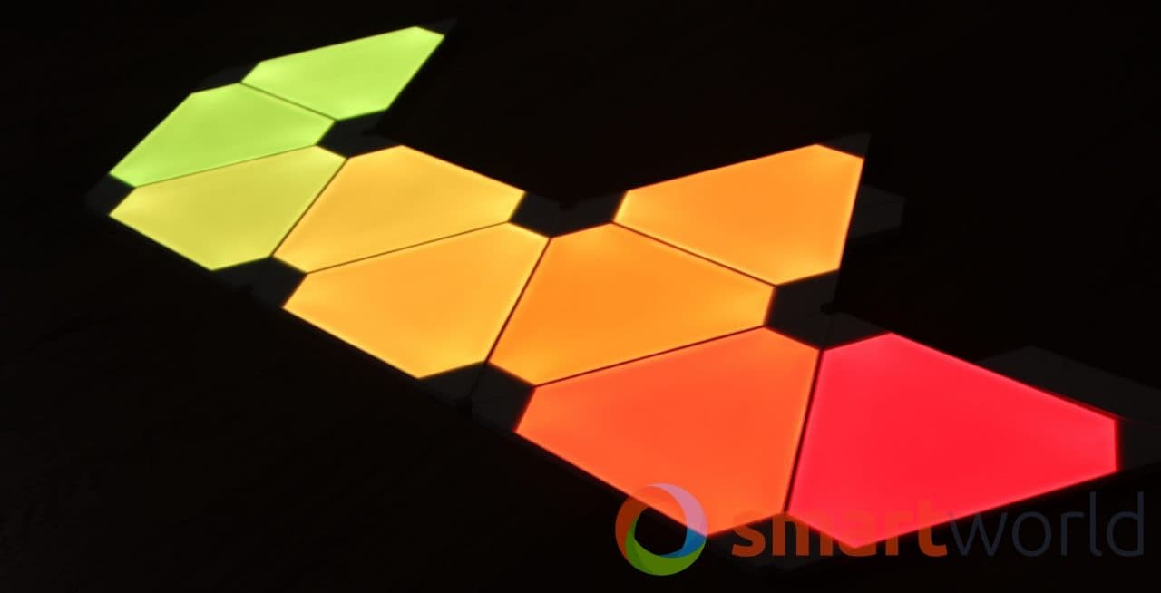 Nanoleaf Light Panels / Aurora