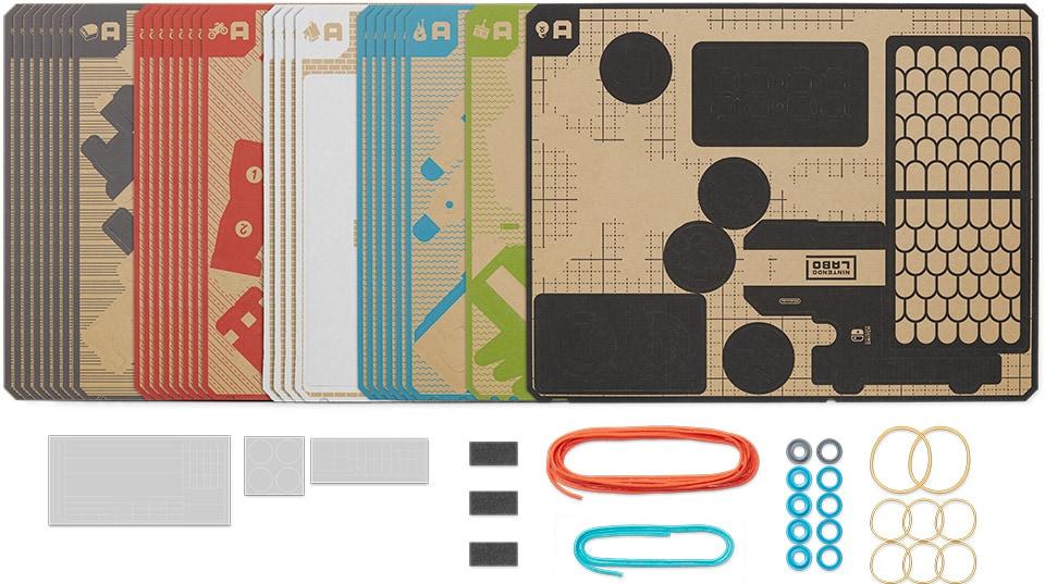 Nintendo Labo Kit di Base