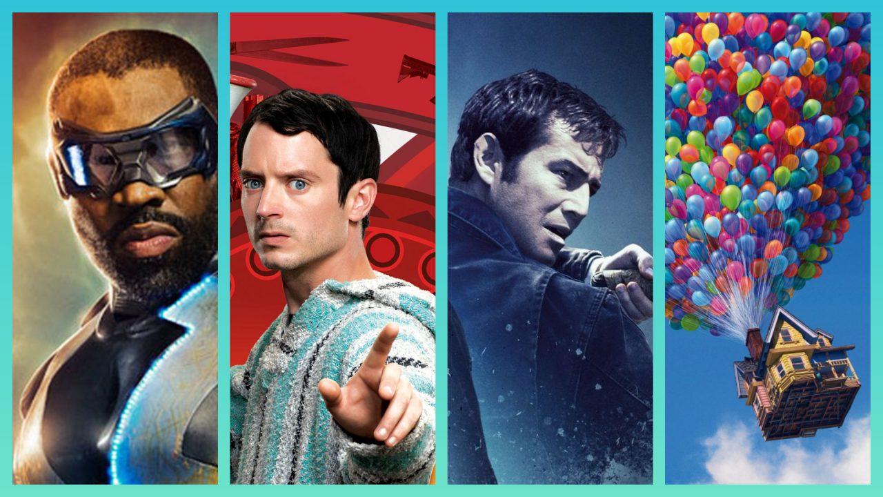 Le migliori novità di Netflix in arrivo a gennaio: Dirk Gently, Black Lightning, Looper, Up e tanto altro