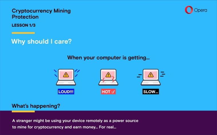 Opera 50 protezione bitcoin (1)