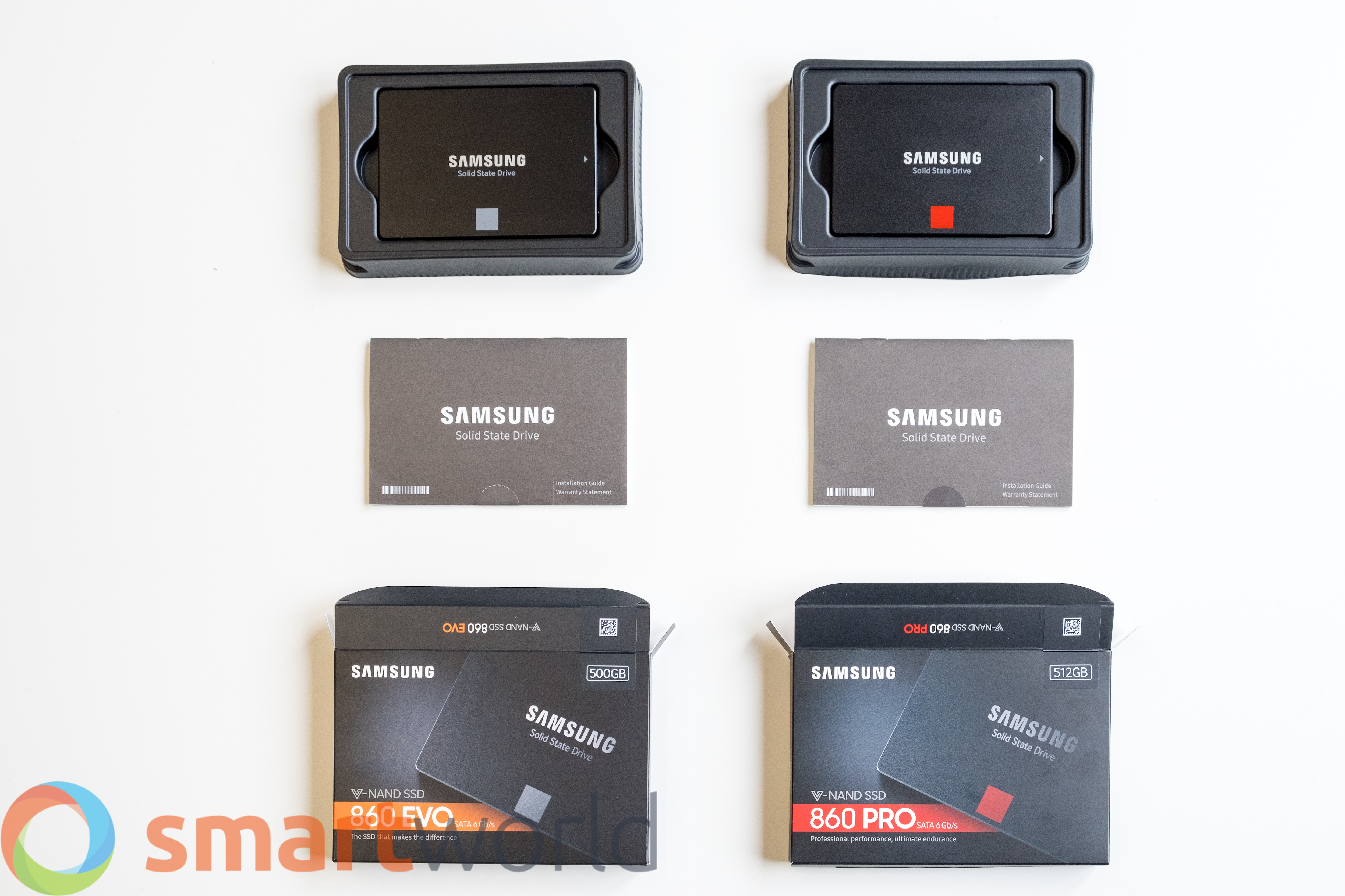 Prova Samsung 860 EVO 860 PRO-9