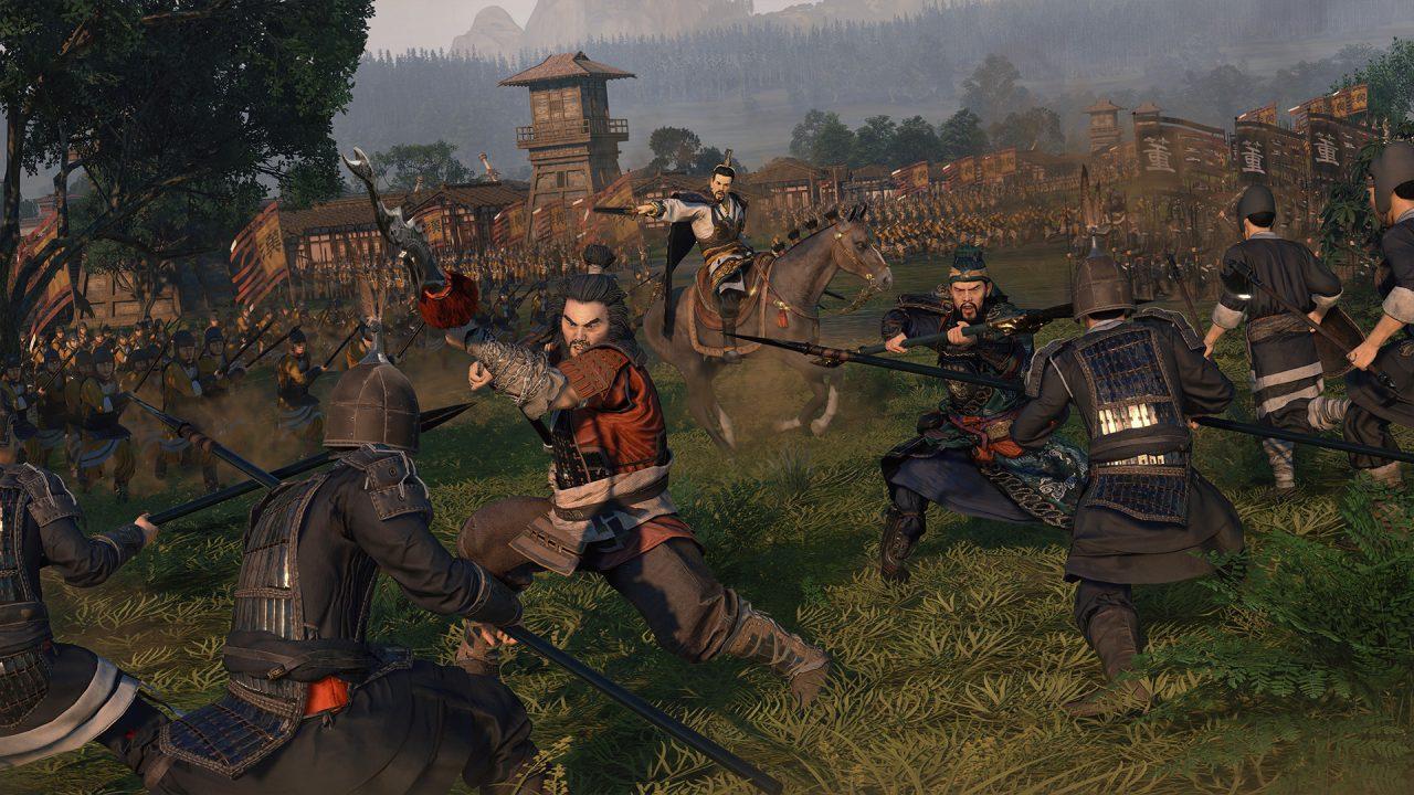 Annunciata la nuova data di uscita di Total War: Three Kingdoms (video)