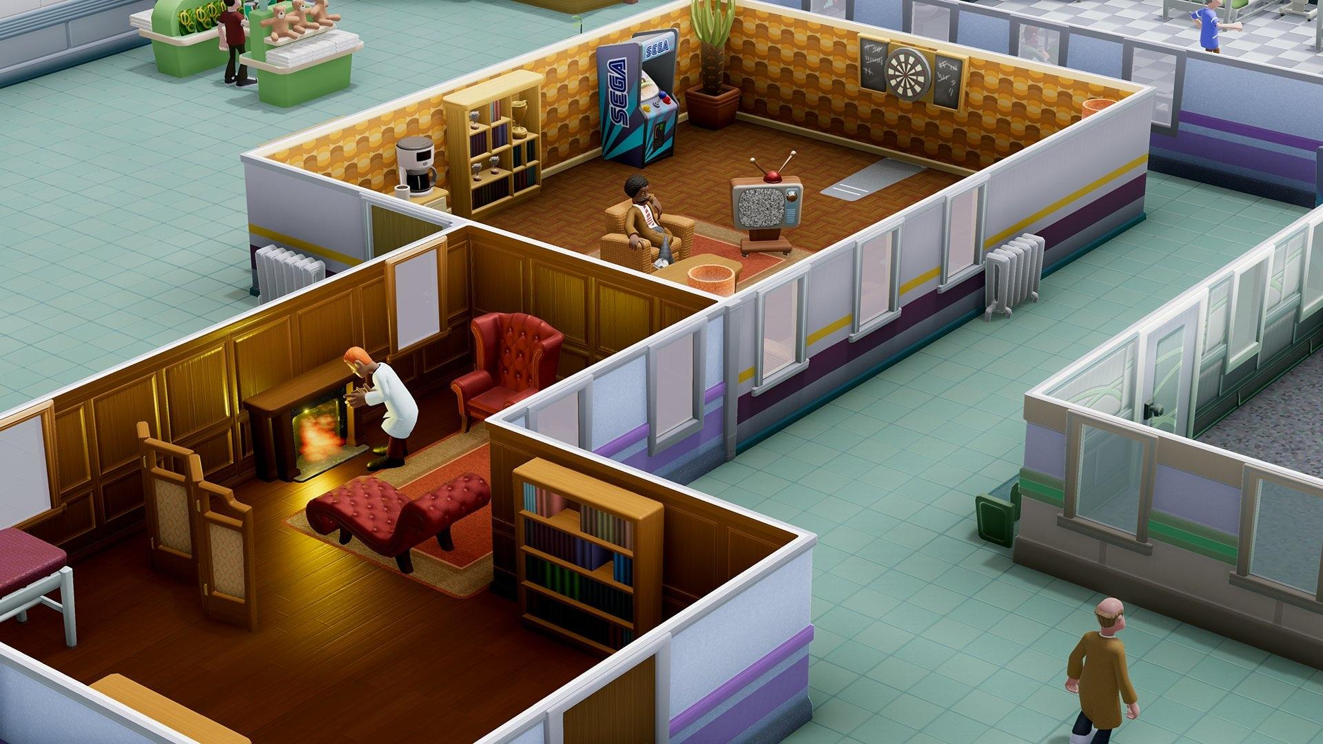 Two Point Hospital Screenshot (1)