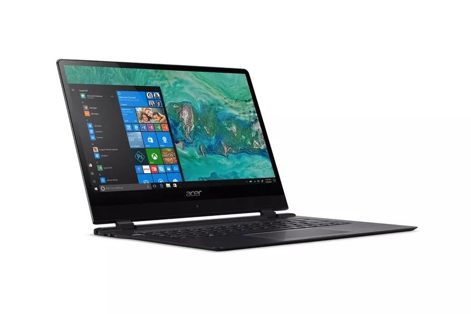 Il nuovo Acer Swift 7 è sottile quanto uno smartphone, ma non sacrifica le prestazioni grazie ai Core i7 (foto)