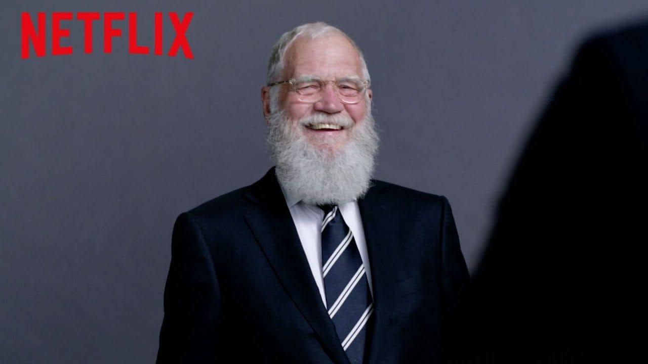 È pronto a tornare e lo farà con un suo show su Netflix: è David Letterman, non c'è bisogno di presentazioni (video)