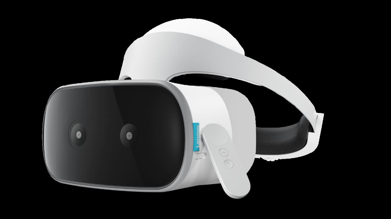 Lenovo e Yi presentano novità per Daydream e non solo: visore VR, fotocamere 3D e occhiali smart (foto e video)