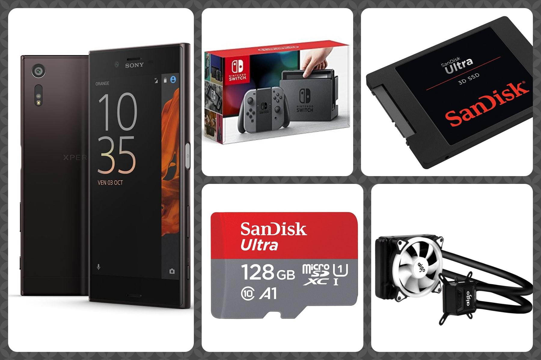Huawei Mate 10 Pro a meno di 680€, mouse gaming, cinafonini e cuffie in offerta su Amazon! - image migliori-offerte-amazon-11-gennaio-2018 on http://www.zxbyte.com