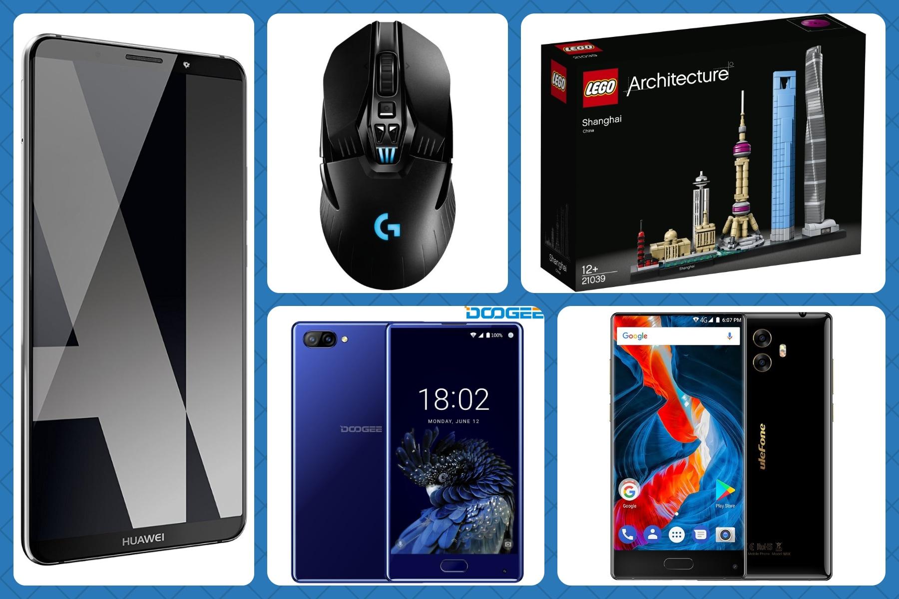 Huawei Mate 10 Pro a meno di 680€, mouse gaming, cinafonini e cuffie in offerta su Amazon! - image migliori-offerte-amazon-18-gennaio-2018 on http://www.zxbyte.com