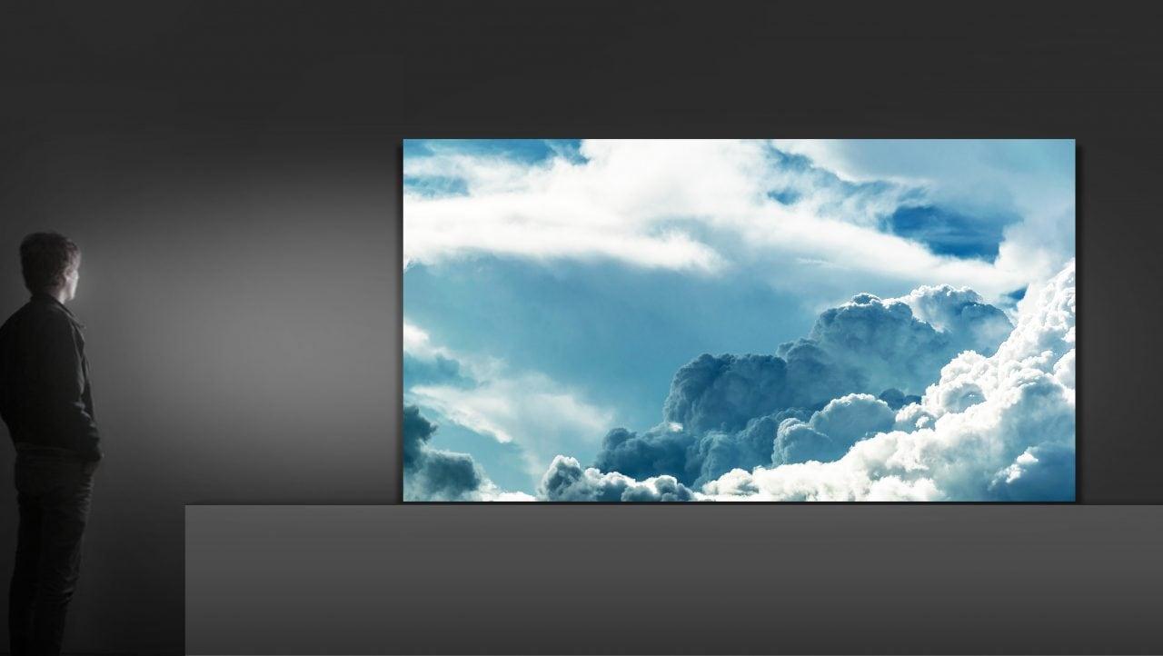 """CES 2018: Samsung svela un incredibile monitor modulare da 146"""" e un nuovo QLED 8K da 85"""" con AI (foto)"""