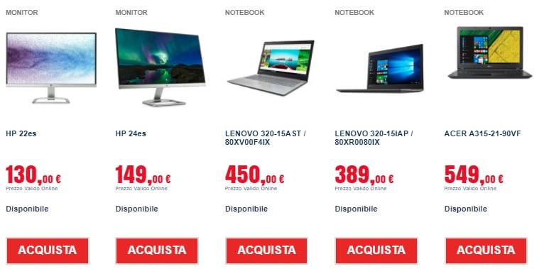trony prezzi shock gennaio 2018 notebook (1)