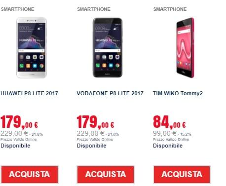 trony prezzi shock gennaio 2018 smartphone (2)