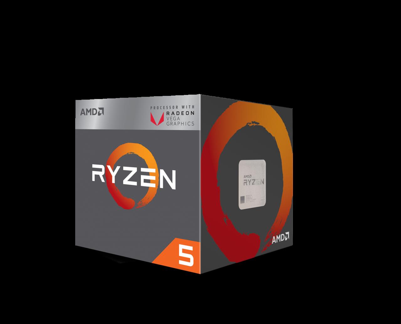 """AMD Ryzen con GPU integrata: ecco i chip low cost desktop per produttività e """"gaming"""""""