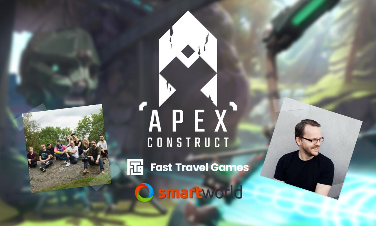 10 domande (e 10 risposte) ai creatori dell'ambizioso Apex Construct