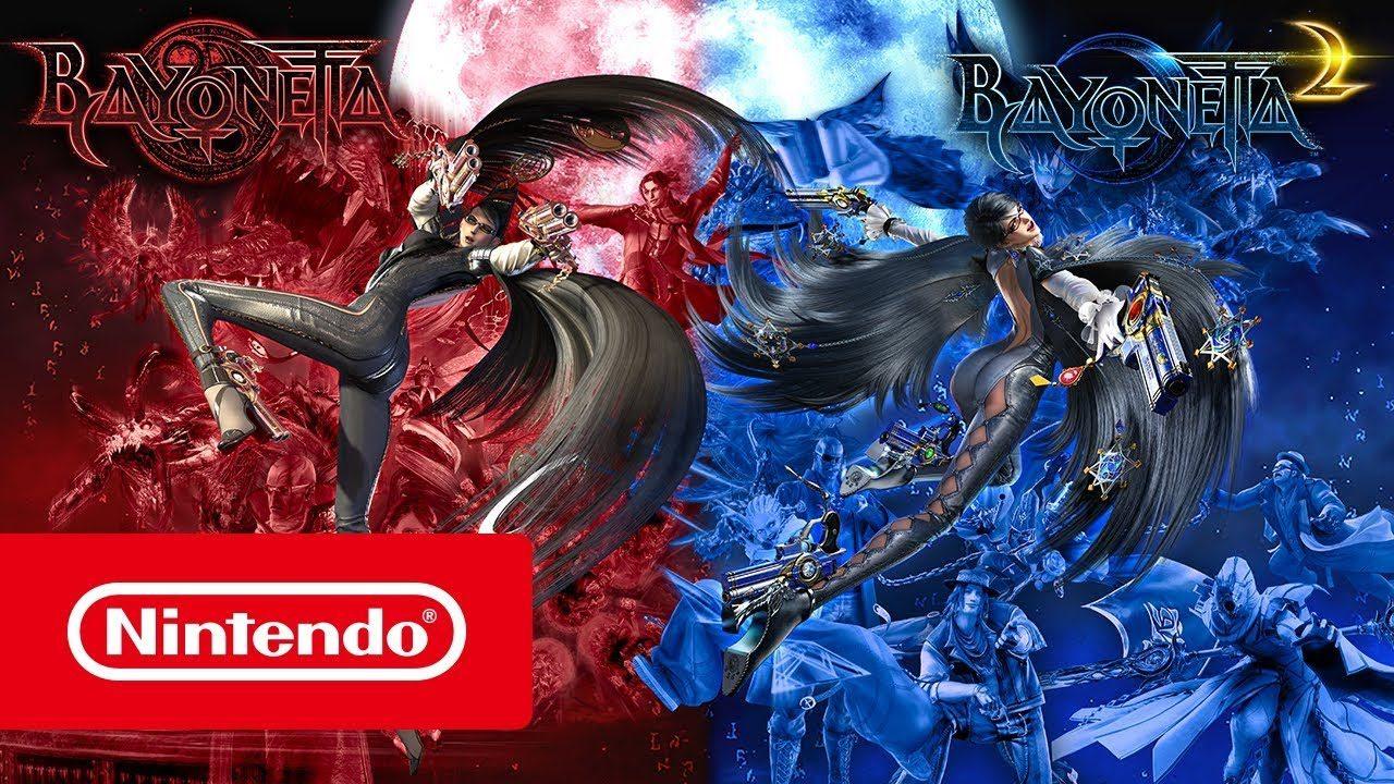 I due Bayonetta sbarcano oggi su Nintendo Switch (video)