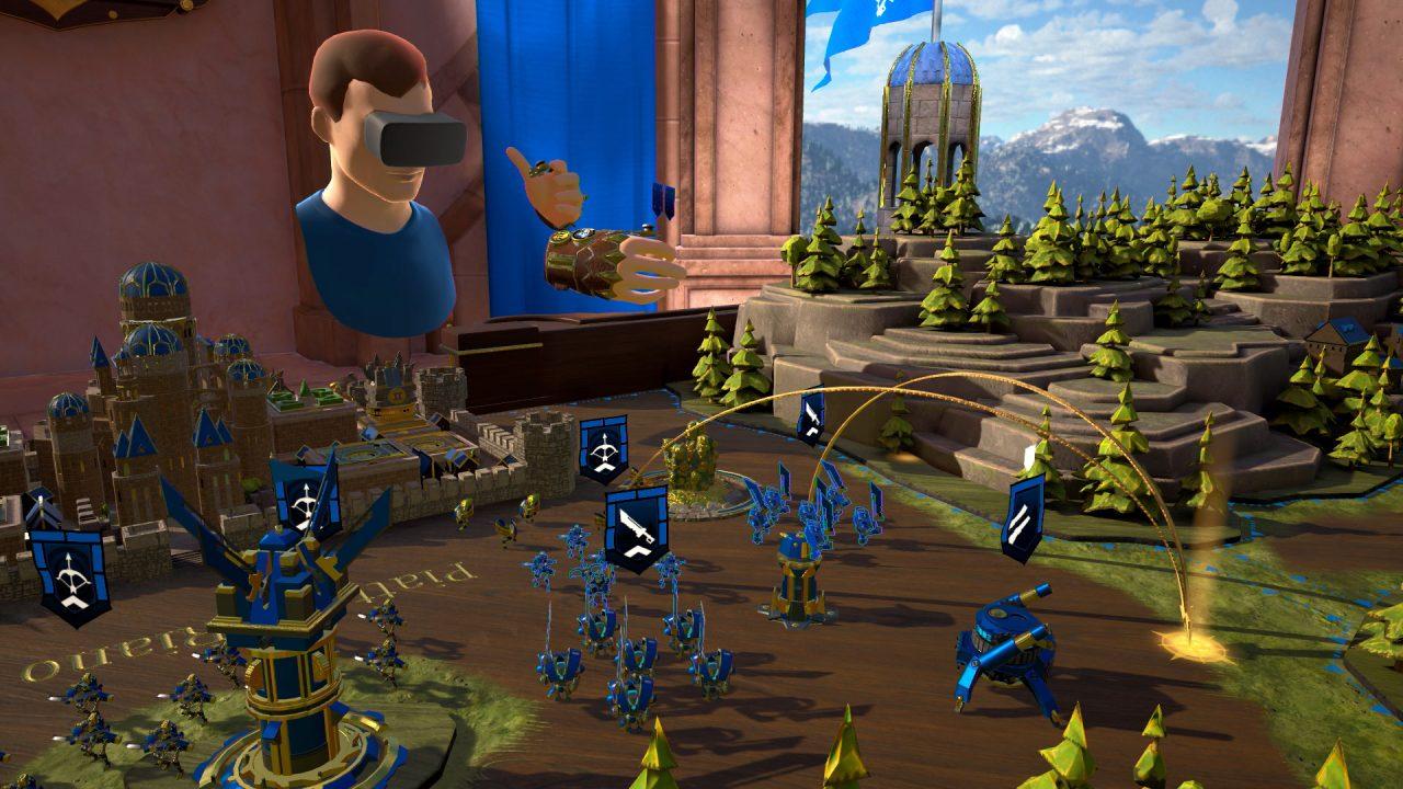 Brass Tactics è uno strategico dai creatori di Age of Empires 2 in arrivo in esclusiva per Oculus Rift