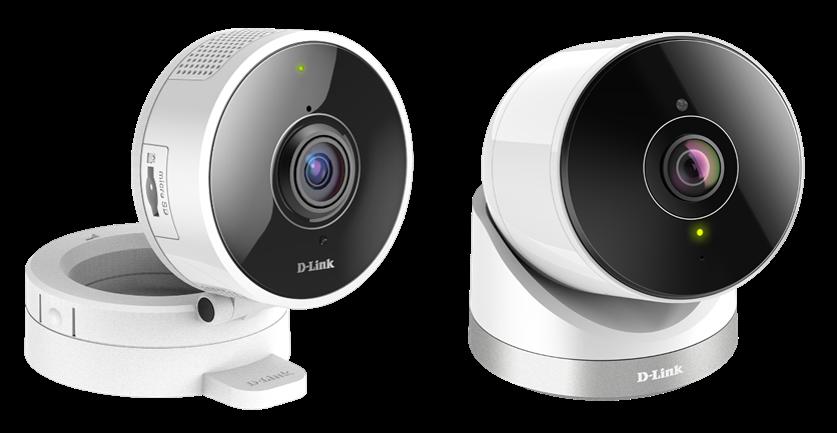 Le nuove videocamere D-Link promettono di sorvegliare alla perfezione la vostra casa e (forse) anche il vostro portafogli