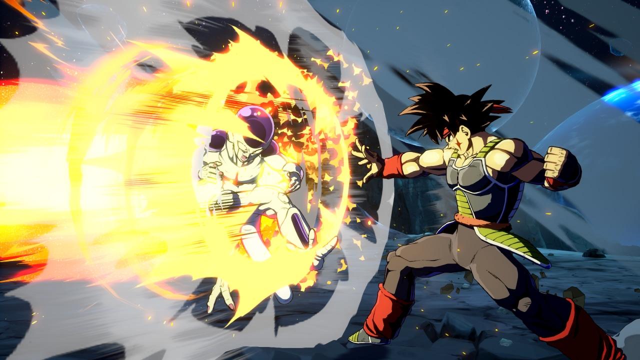 Dragon Ball FighterZ: disponibile il primo DLC con i nuovi personaggi Bardak e Broly (video)
