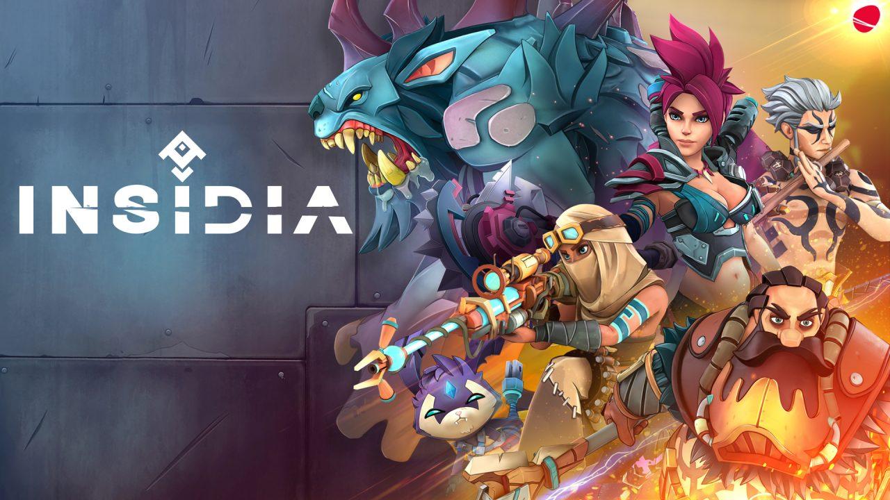 Il free-to-play INSIDIA è finalmente disponibile su Steam (foto e video)
