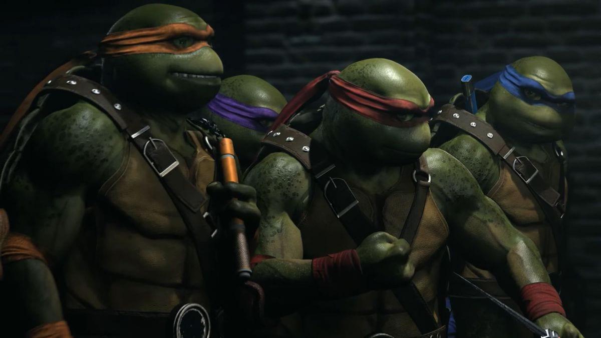 Cowabunga! Le Tartarughe Ninja sbarcano su Injustice 2 (aggiornamento: eccole!)