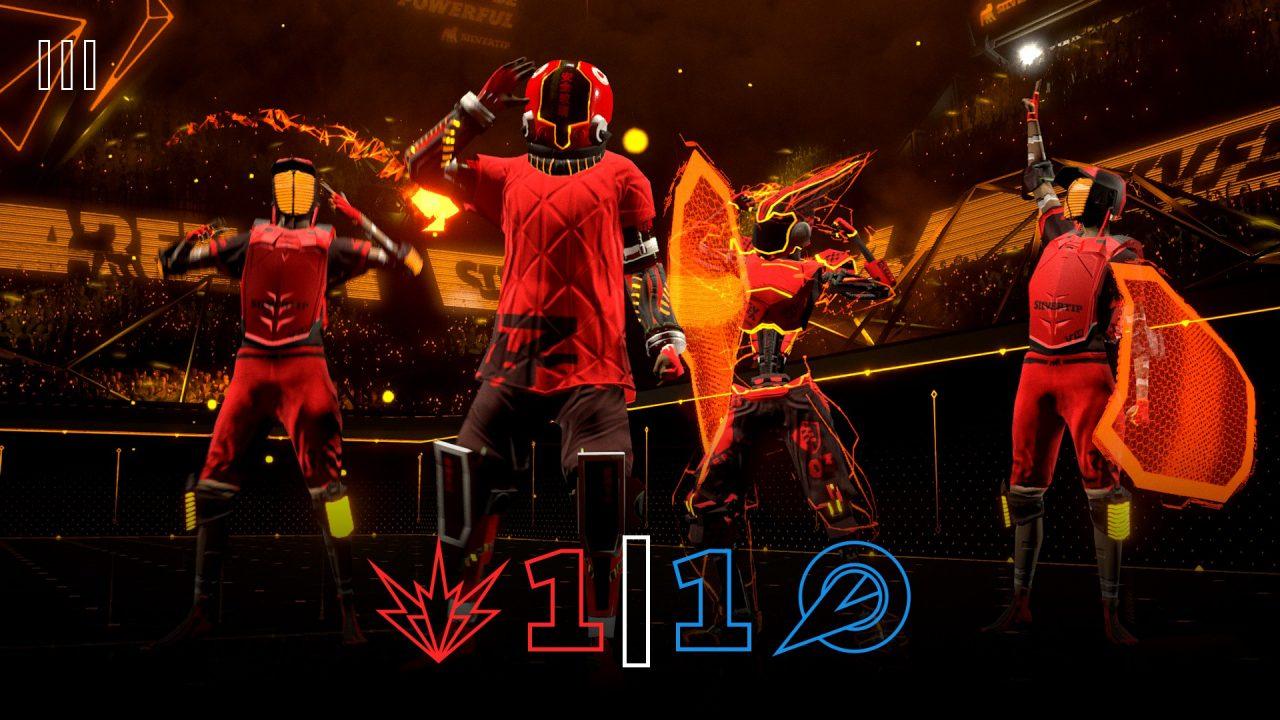Laser League, il futuristico videogioco sportivo multiplayer da oggi su Steam a meno di 15€