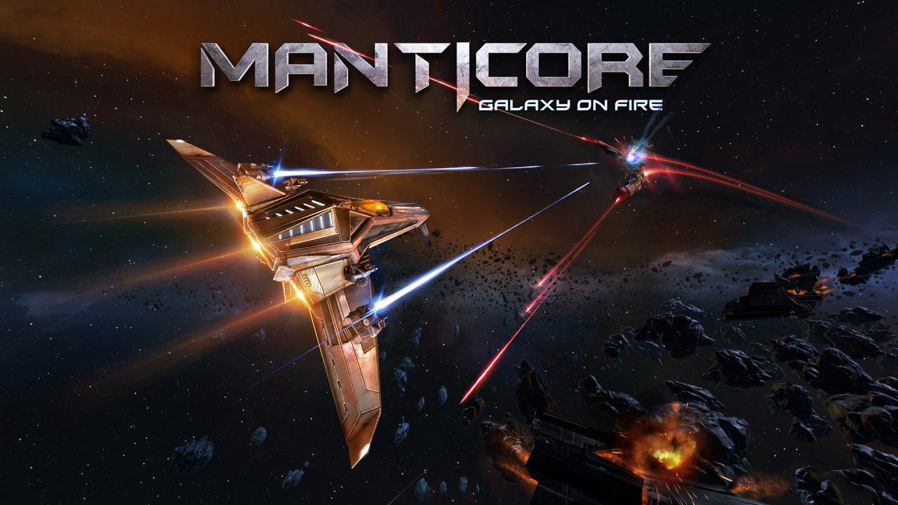 Deep Silver porta Manticore - Galaxy on Fire su Nintendo Switch (foto e video)