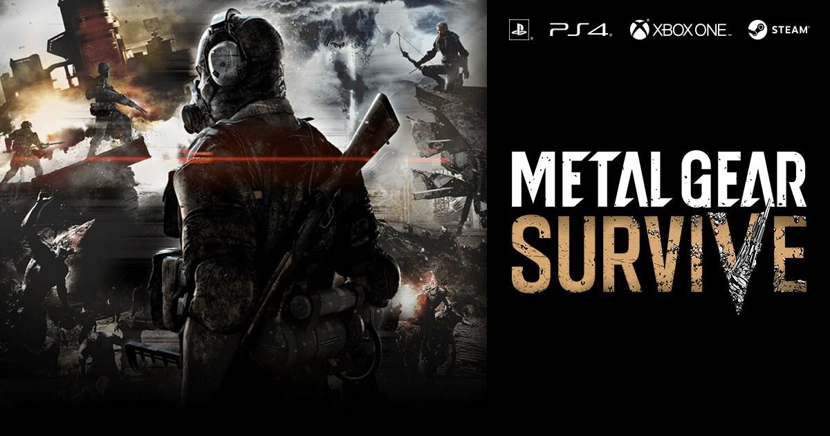 Metal Gear Survive, questa notte non si dorme: parte la nuova beta!