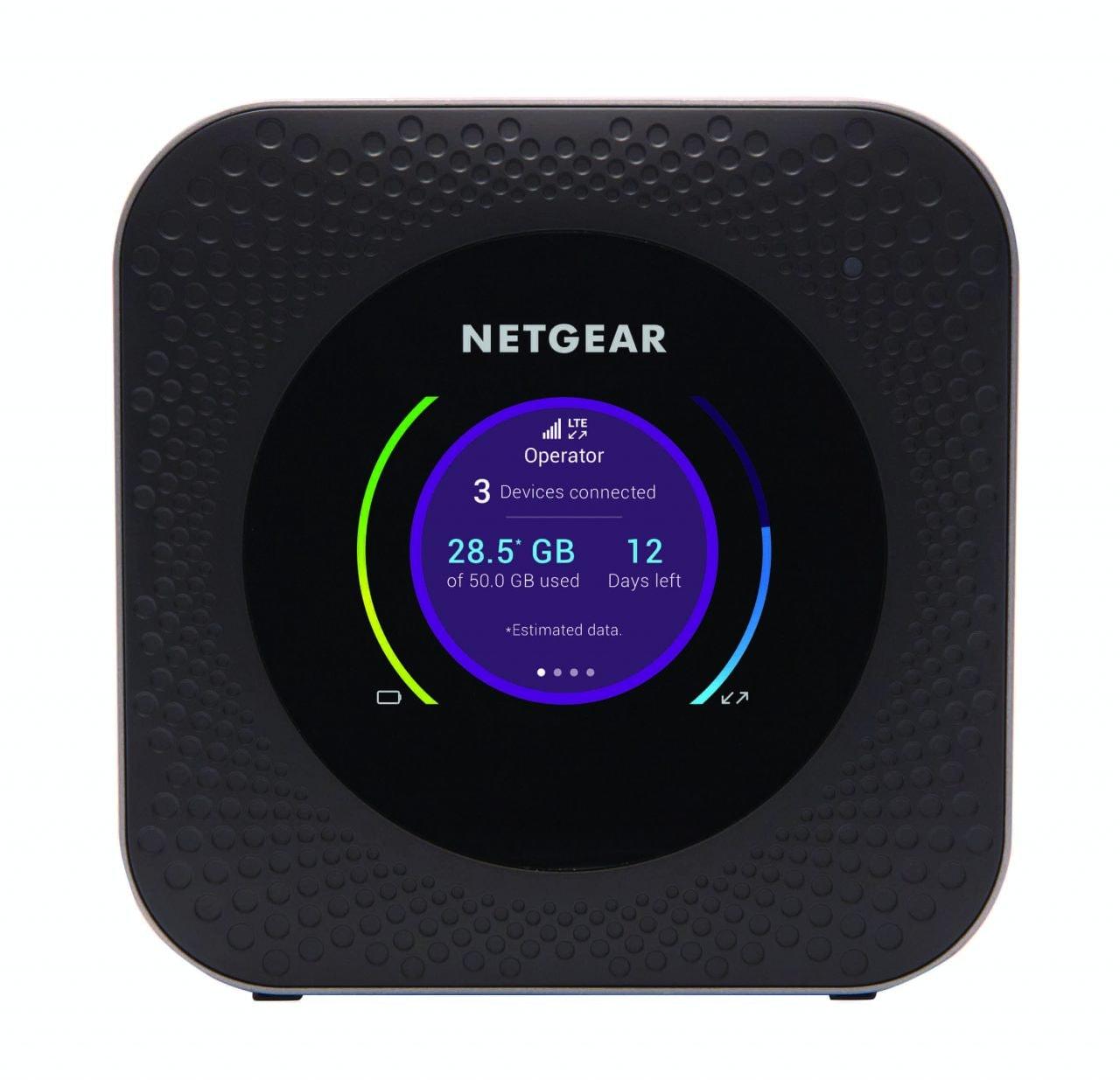 Ecco il router gigabit 4G Nighthawk M1 e il sistema Wi-Fi Orbi RBK20 di NETGEAR (foto)