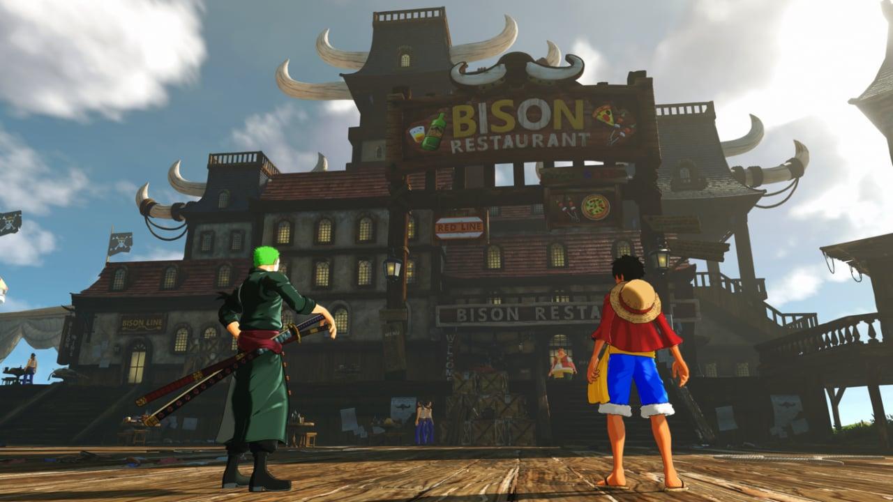 One Piece World Seeker posticipato al 2019, ma per un'ottima ragione