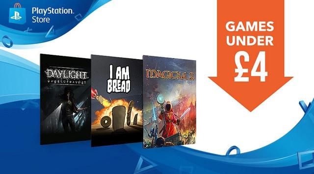 Oltre 100 giochi scontati a meno di 5€ sul PlayStation Store, e ci sono anche GTA V e altri titoli in sconto!