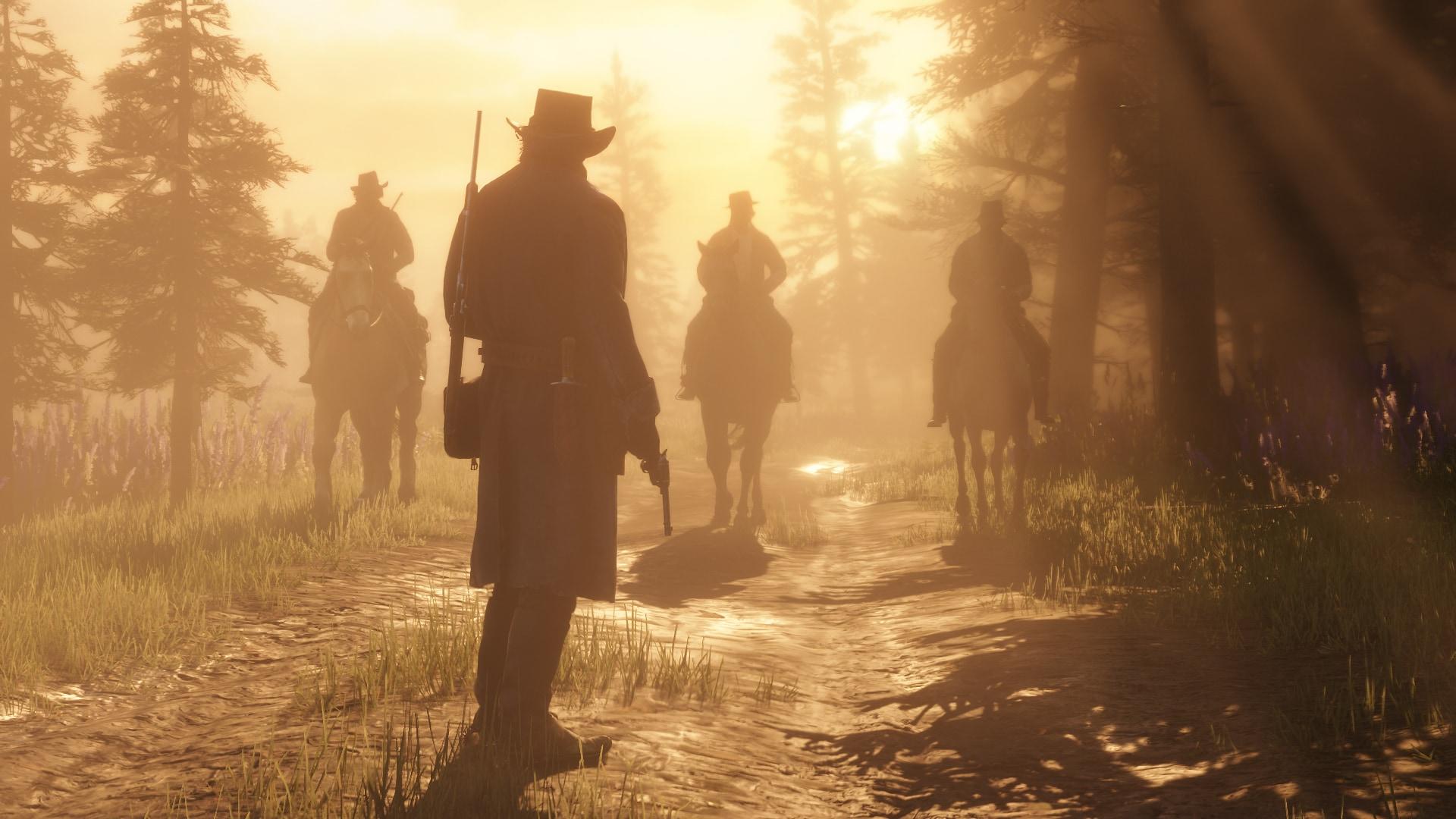 Red Dead Redemption 2 Nuovi Screenshot (1)