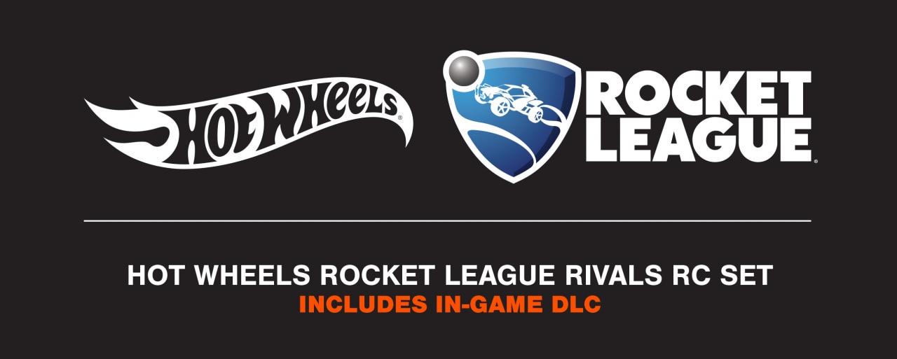 Appassionati di Rocket League? Hot Wheels ve lo porta nella vita reale!