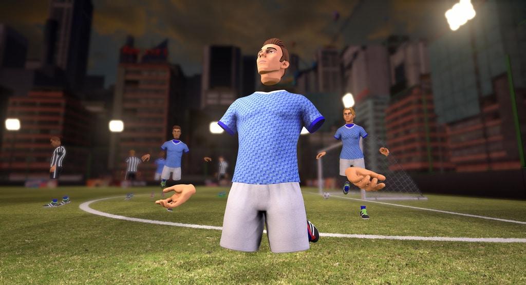 VRFC è il primo gioco di calcio per PSVR (video)