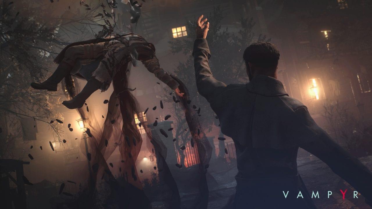 """Vampyr ci chiede """"cosa significa togliere la vita a qualcuno""""? (video)"""