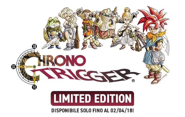 L'indimenticabile Chrono Trigger ritorna a nuova vita su PC: ora disponibile su Steam