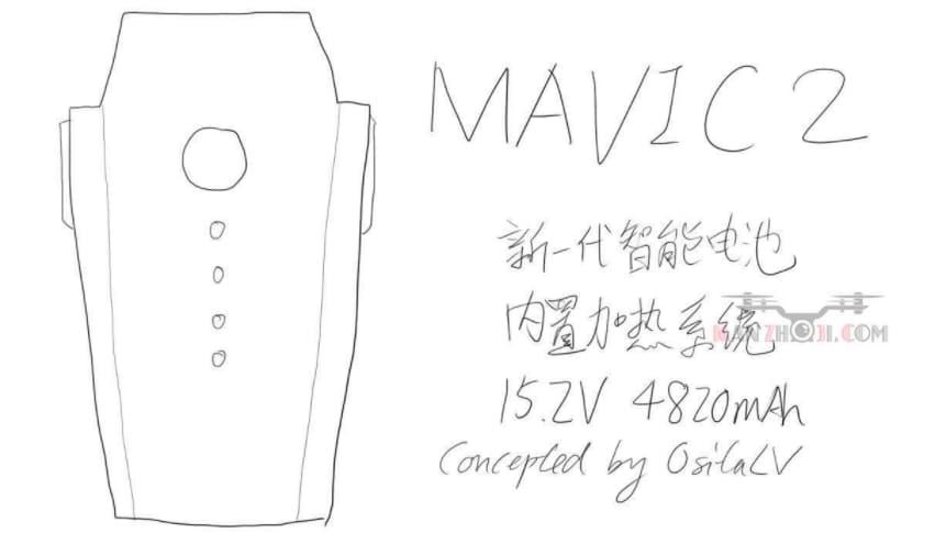 Pronti a comprare DJI Mavic Air? E se tra poco uscisse Mavic Pro II?
