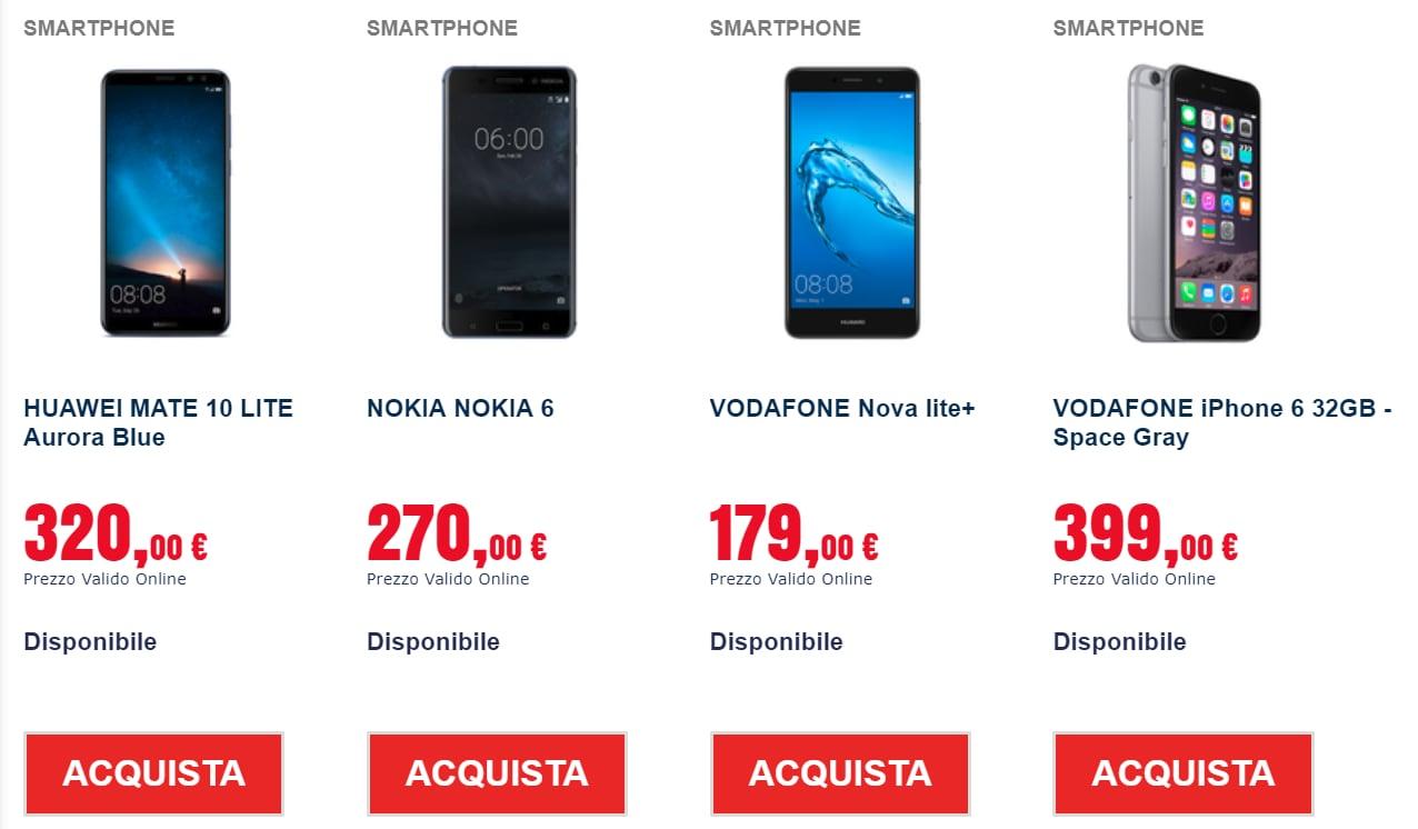 trony sconti carnevale 2018 smartphone (1)