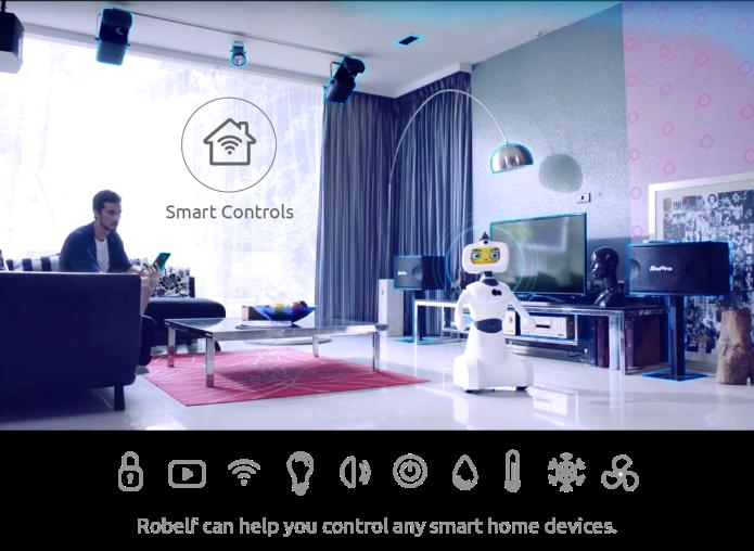 Vi presentiamo Robelf: il nuovo robot che vuole far parte della vostra famiglia (foto)