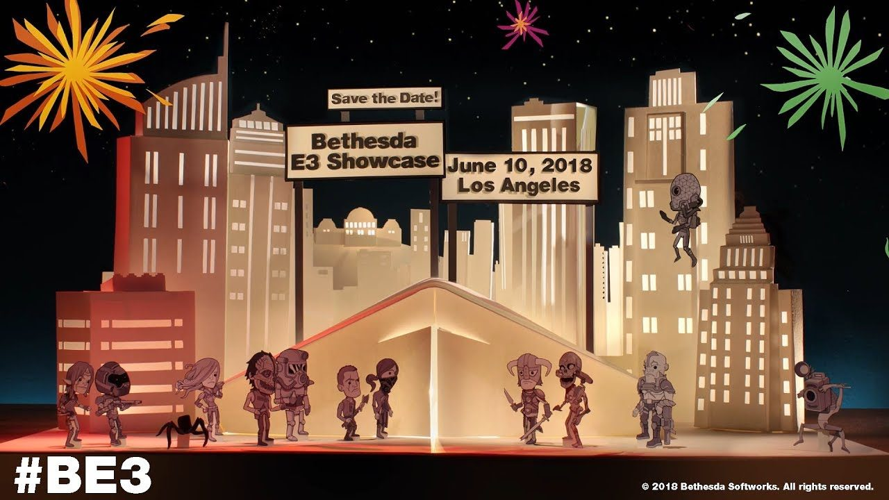 Il 10 giugno non prendete impegni: c'è lo showcase Bethesda. Qualche speranza per Elder Scrolls VI?