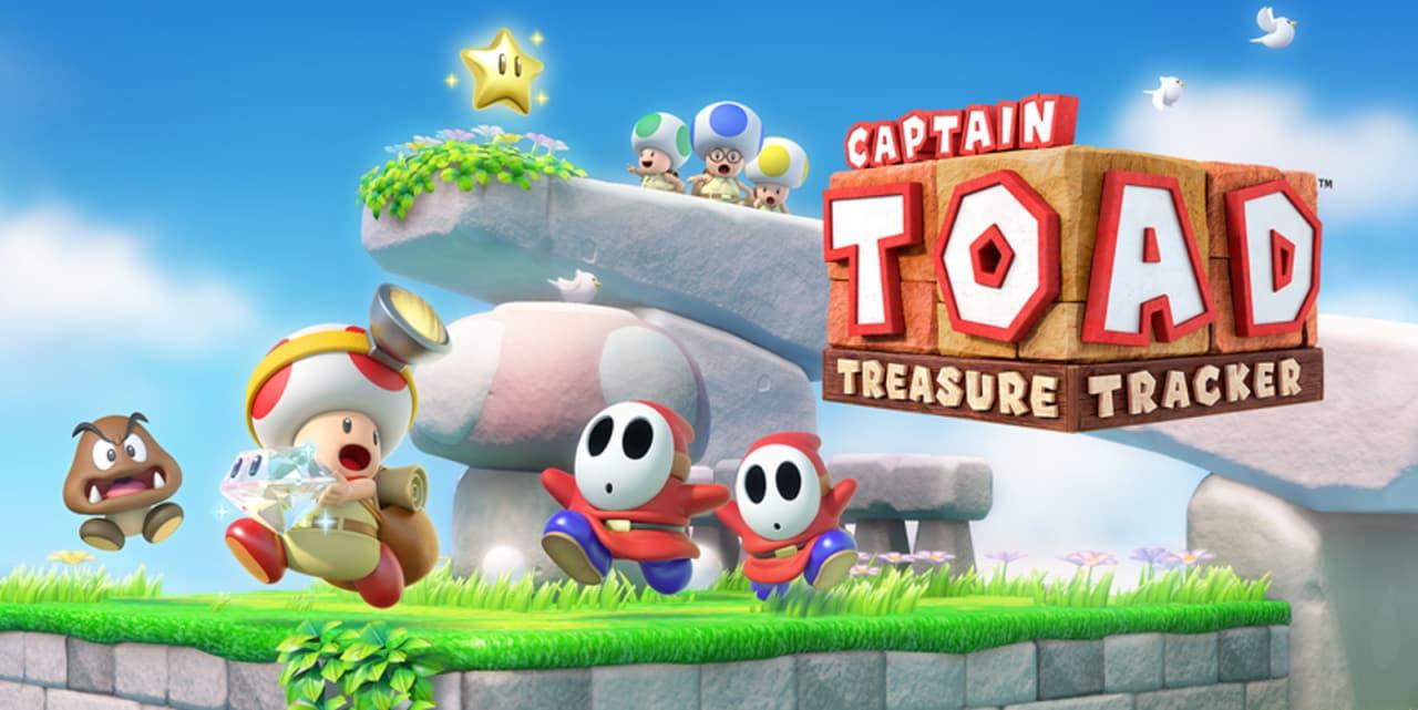 Ancora porting per Switch: ora tocca a Captain Toad: Treasure Tracker (video)
