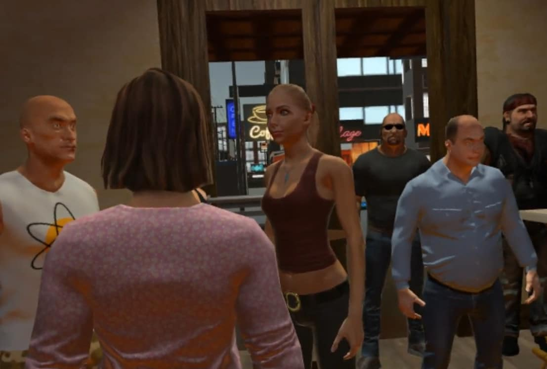 Drunkn Bar Fight (5)