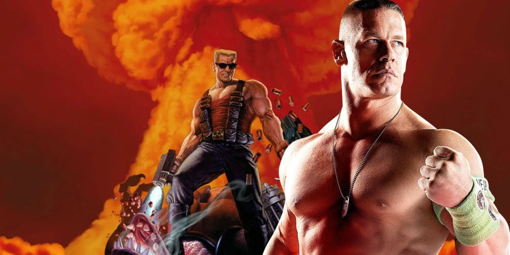 John Cena diventa Duke Nukem: sarà un film all'altezza?