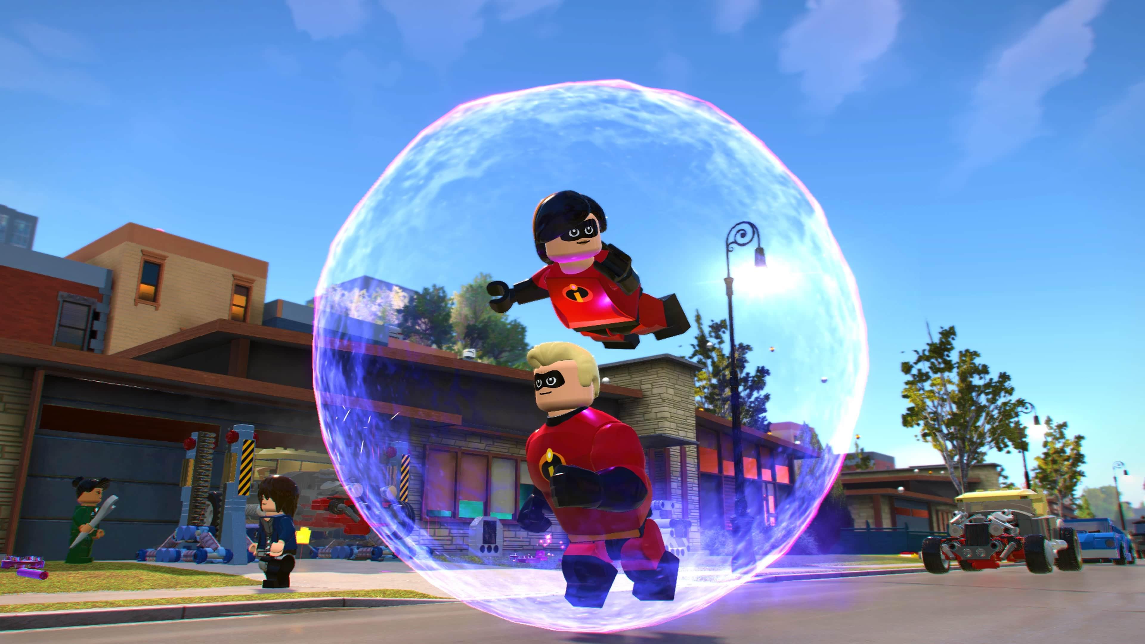 LEGO Gli Incredibili (2)